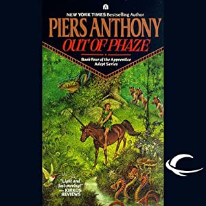 Out of Phaze: Apprentice Adept Series, Book 4 | [Piers Anthony]