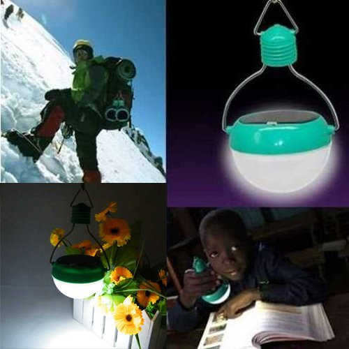 Metro Shop Multifunction Portable Solar Lamp Novelty Led Solar Outdoor Camping Lamp Solar Lights