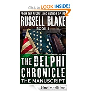 The Delphi Chronicle, Book 1 - The Manuscript (Conspiracy Thriller)