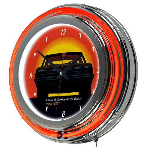 pontiac-gto-time-distance-double-ring-neon-clock