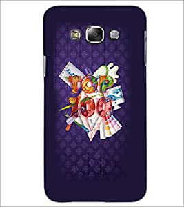 PrintDhaba Quote D-3769 Back Case Cover for SAMSUNG GALAXY A7 (Multi-Coloured)