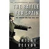 Battle for Spainby Antony Beevor
