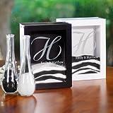 Unity Sand Ceremony Shadow Box Set, Wedding Table Decoration, Free Engraving