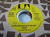 MICHAEL QUATRO 45 RPM In Collaboration with the Gods / SAME