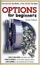 Options For Beginners by Don Fishback
