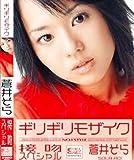 ギリギリモザイク 蒼井そら 接吻スペシャル [DVD]
