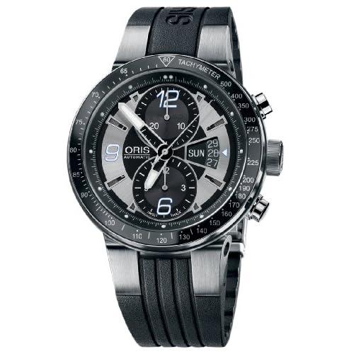 [オリス]ORIS 腕時計 ウィリアムズ F1チーム クロノグラフ 679 7614 4174R メンズ [正規輸入品]