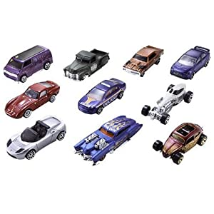 Hot Wheels Car Pack