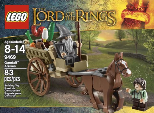 Pic of Legos Lord Of The Rings