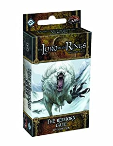 Lord of the Rings Lcg: The Redhorn Gate Adventure Pack