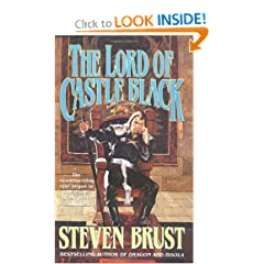 The Lord of Castle Black (The Viscount of Adrilankha, Book 2) by Steven Brust