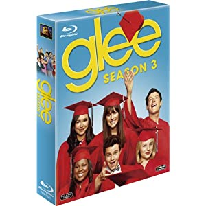 『glee/グリー シーズン3 ブルーレイBOX [Blu-ray]』