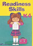 Readiness Skills - Kindergarten (Developing Writing Readiness) (A Beka Book - K4)