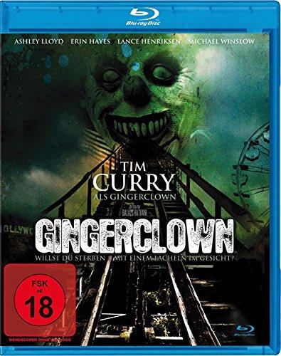 Gingerclown [Blu-ray]
