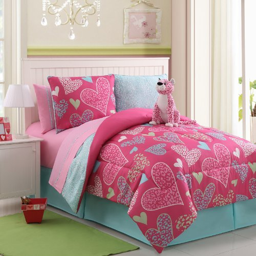 Leopard Bedding Twin front-1043499