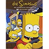 "Die Simpsons - Die komplette Season 10 (Collector's Edition, 4 DVDs)von ""Matt Groening"""