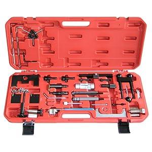 Große MotoreinstellWerkzeugSatz für VAG Umfangreiches Sortiment für die professionelle MotorInstandsetzung und Zahnriemenwechsel (A1310)  BaumarktKundenbewertungen