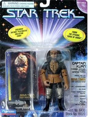 STAR TREK CAPTAIN KURN 1997 - 1