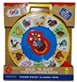 Fisher Price Classic Farmer Says See 'n Say by Basic Fun Inc