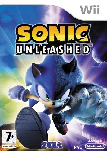 Sonic Unleashed (Nintendo Wii) [Import UK]