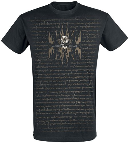 Alchemy England Ancient Demon T-Shirt nero XL