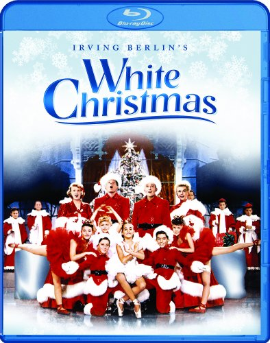 Cover art for  White Christmas [Blu-ray]