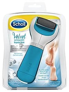 Scholl Velvet Smooth Pedi Electric Hard Skin Remover