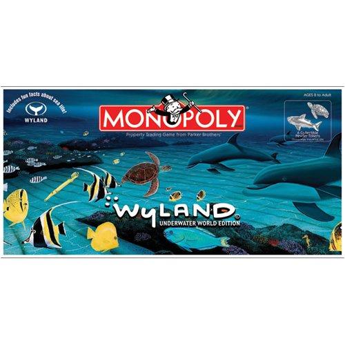 MONOPOLY®: Wyland Underwater World Edition