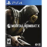 Mortal Kombat X: Greatest Hits - PlayStation 4 (Color: Original Version)