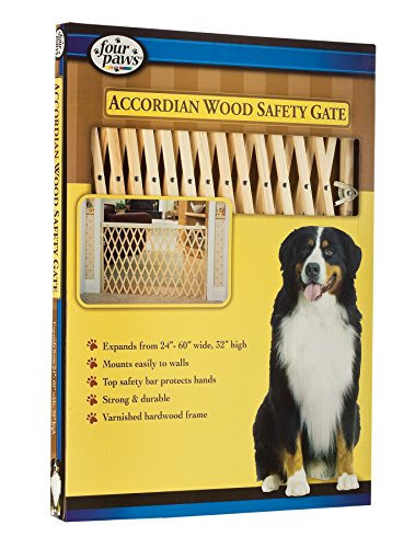 Wooden Pet Gate With Door