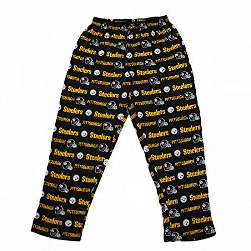 BIG & TALL NFL PITTSBURGH STEELERS Mens Pajama Pants by