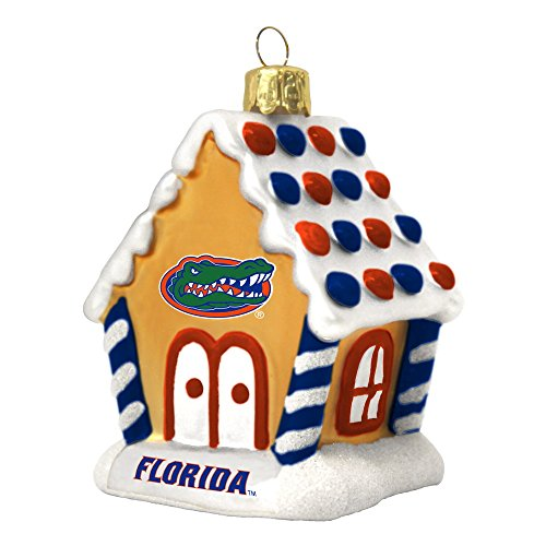 Florida Gators Gingerbread House Ornament