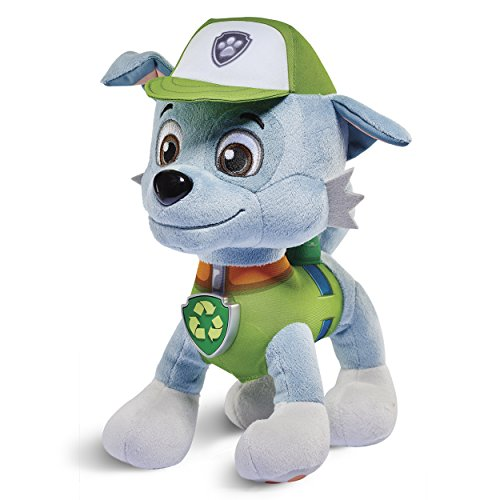 Paw Patrol, Real Talking Rocky Plush