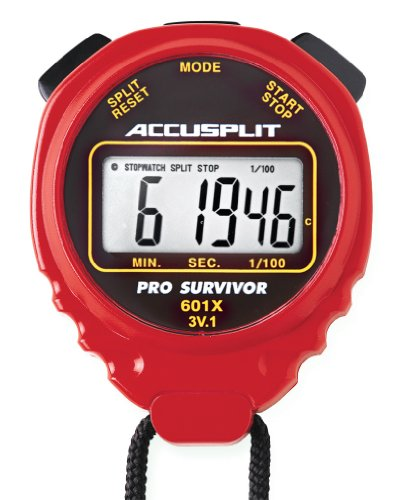 accusplit-pro-survivor-a601xbk-stopwatch-clock-extra-large-display-red