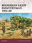 Rhodesian Light Infantryman 1961-80