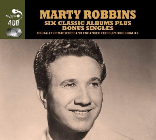 MARTY ROBBINS - 6 Classic Albums Plus - Marty Robbins - Zortam Music