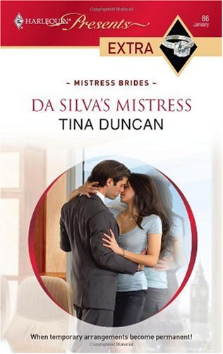 Image for Da Silva's Mistress (Harlequin Presents Extra: Mistress Brides)