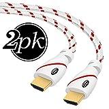 HDMI 2.0 Cable, 10 FT - 4K Ultra-Hi