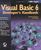 img - for Visual Basic 6 Developer's Handbook book / textbook / text book