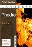 Image of Phedre (Petits Classiques Larousse) (French Edition)