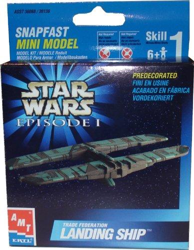 Star Wars Episode I: Trade Federation Landing Ship