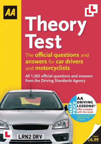 Driving Test Theory (AA Driving Test)