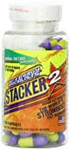 Stacker 2 Fat Burner Capsules Ephedra Free 100-Count Bottle