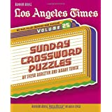 Los Angeles Times Sunday Crossword Puzzles, Volume 25 (The Los Angeles Times) ~ Sylvia Bursztyn