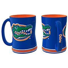 Buy Florida Gators Coffee Mug - 15oz Sculpted by Caseys
