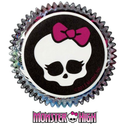 Monster High Baking Cups - 1
