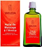 Weleda Huile Massage � l'Arnica 200 ml