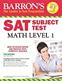 img - for Barron's SAT Subject Test: Math Level 1, 6th Edition book / textbook / text book