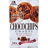 森永 チョコチップクッキー 14枚