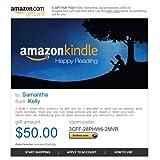 Amazon Gift Card - E-mail - Amazon Kindle